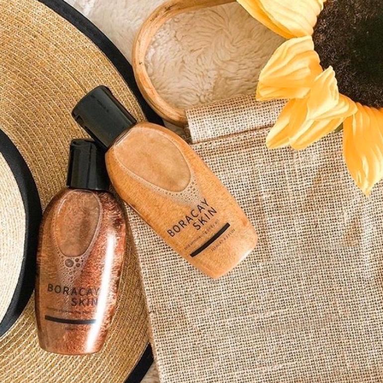Tanning Oils